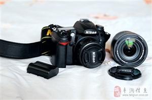 出售九成新尼康x相机