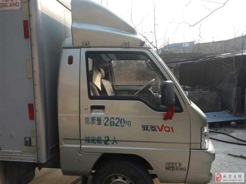 出售九成新小货车