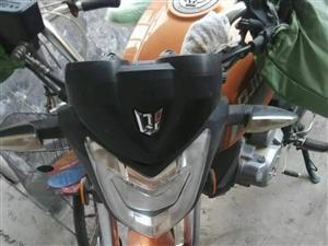 出售钱江125摩托车