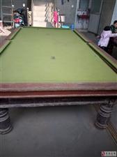 台球桌两张