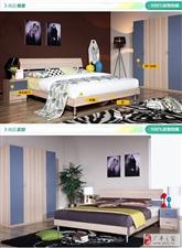 9.5成新全套全友家居家私现代卧室家具五件套装出售