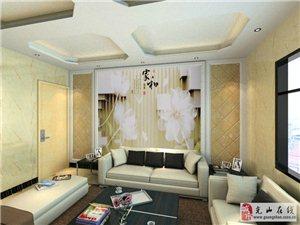 整屋全裝集成墻板 3D玻璃裝飾 技術精湛服務到家