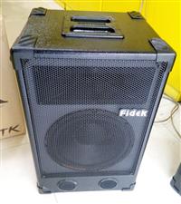 飞达音箱(10寸低音喇叭)一对低价出货