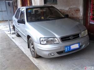 招远出售2006年三厢夏利轿车