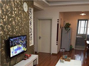 物华国际精装两室两厅送家具家电置换急售随时看