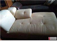 低价出售皮沙发