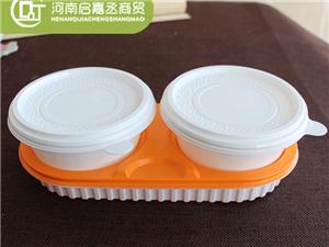 開封安陽周口許昌一次性餐盒外賣打包盒PP環保餐盒批