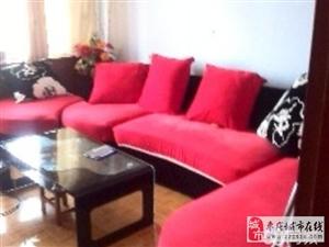 薛城西苑社区 2室1厅 56平米 精装修 押二付一 800元月租