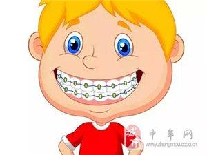 寶寶的那些習慣需要進行牙齒早期矯正