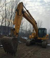 个人一手12年龙工235挖掘机 转行出售