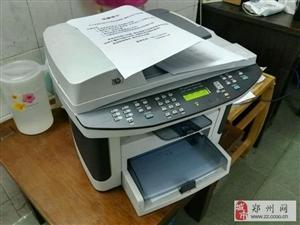 处理95成新打印机多功能一体机复印机转,使用大半年