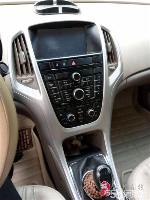 别克 英朗GT 2013款 1.6 手动 进取版