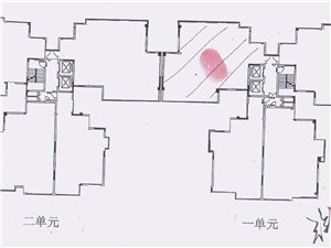 出售汉川福星城四房两厅两卫一套