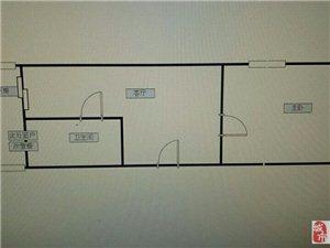 急出长青北里1室1厅1卫精装婚房不到顶