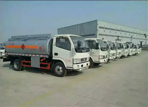 出售五吨油罐车 包上户上牌 提供优质售后