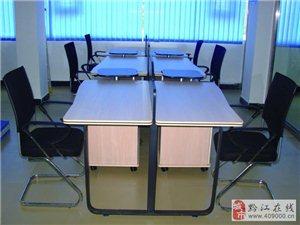 低价转让新潮办公桌、办公沙发、茶几等