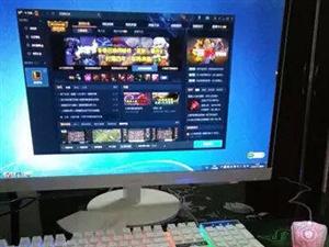 全新台式办公游戏电脑
