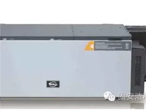 固安布朗新風系統體驗館凈化室內空氣