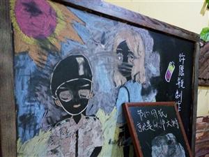 大小黑板涂鸦板儿童教学用黑板