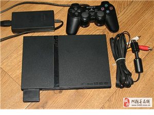 索尼PS2人气游戏机出卖