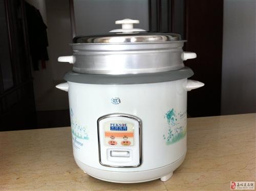 出售半球保温式自动电饭煲