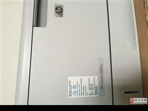 出售惠普5200L打印机一台