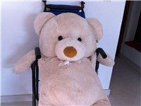 出售1.6米毛绒玩具泰迪熊