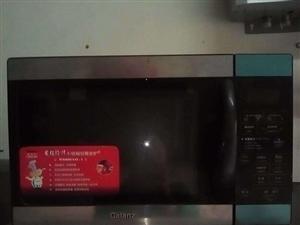 出售九成新格兰仕电脑版微波炉