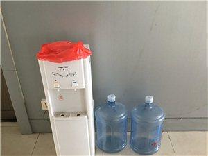 出售饮水机+水桶
