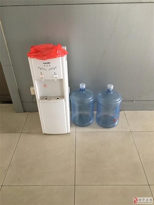 出售飲水機+水桶