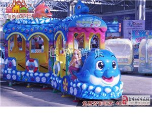 兒童小火車游樂設備