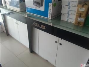 电脑展柜玻璃柜