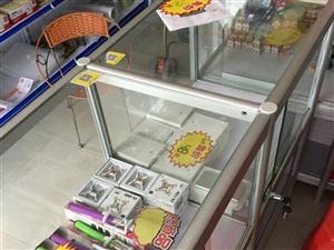 玻璃柜展柜二手便宜出,价格好商量