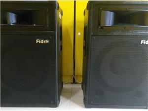 """二手""""Fidek""""飞达12吋专业大功率音箱低价出货"""