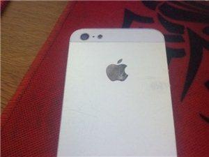 出售蘋果516G銀色