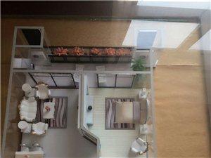 出售椰海豪苑一房一厅59平只需31万
