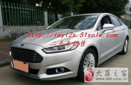 出售二手福特福睿斯1.5L時尚型轎車