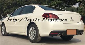 出售二手标致5081.6T至尊版轿车