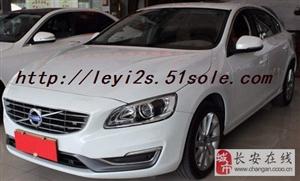 出售二手沃尔沃S60L(1.5T)T3智进版轿车