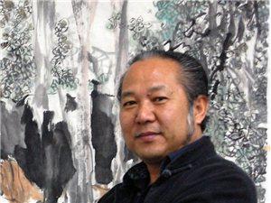 唐山駿方畫廊美術培訓一級美術師唐洪勝繪畫弟子班招生