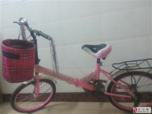 出售9.8层新折叠自行车一辆