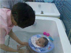 婴儿泳疗馆