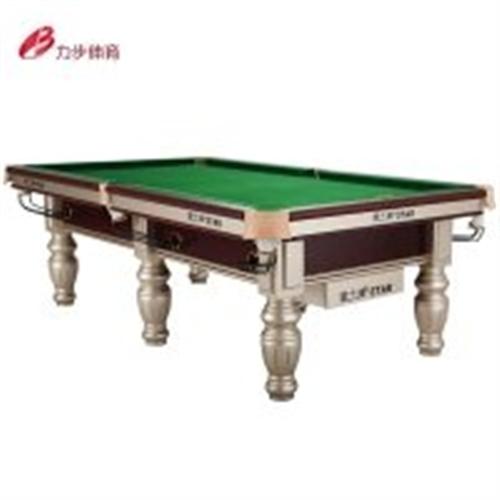 美式落袋台球桌的标准尺寸是多少