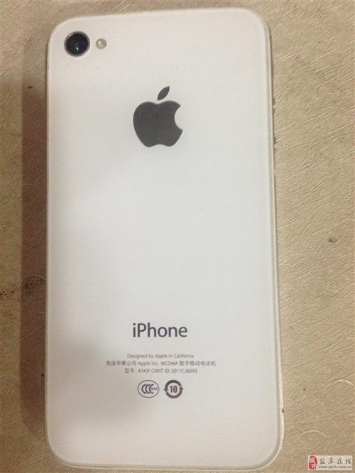 出兩部自己用的手機iphone4S和iphone5