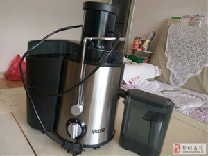 出售二手榨汁机早中晚牌榨汁机