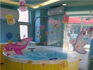 魚樂貝貝嬰幼兒水育館入駐固安
