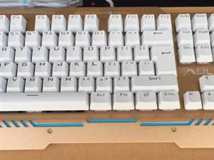 狼蛛混光机械键盘