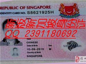 台湾身份证 新加坡身份证 香港身份证