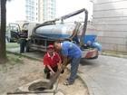 武漢漢陽包年清理化糞池清洗疏通管道