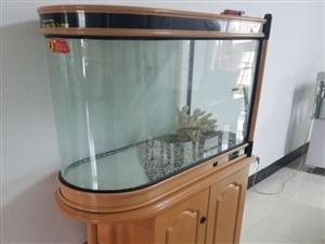 出售8成新鱼缸一台